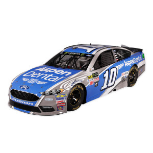 Danica Patrick 2017 #10 Aspen Dental 1:24 Scale Monster Energy NASCAR Cup Series Die-Cast