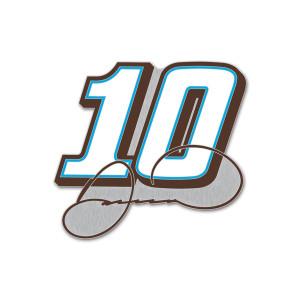 Danica Patrick #10 Collector Pin
