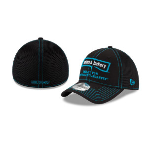 New Era Danica Patrick #10 3930 Black Neo  Hat