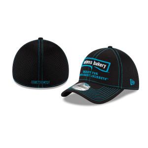 New Era Danica Patrick #10 3930 Black Neo  Hat