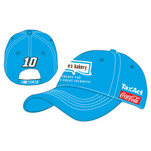 Danica Patrick #10 Uniform Hat
