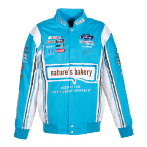 Danica Patrick 2017 Nature's Bakery Twill Jacket