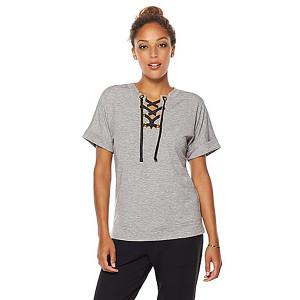 Danica Patrick Warrior Lace Up Sweatshirt