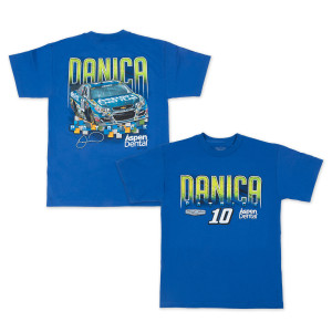 Danica Patrick #10 Aspen Dental T-Shirt