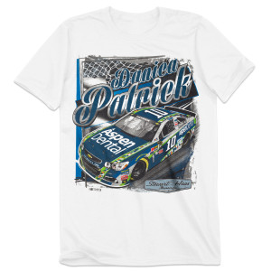 Danica Patrick #10 Speed T-Shirt