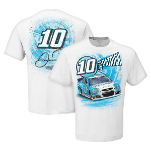 Danica Patrick #10 Speedbolt T-Shirt