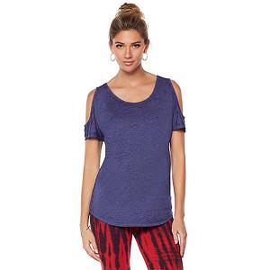 Danica Patrick Warrior Cold Shoulder T-shirt