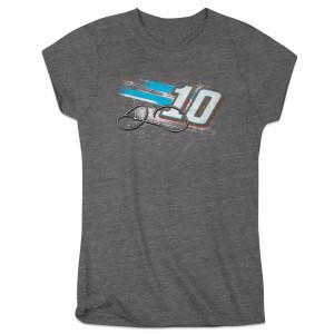 Danica Patrick #10 Ladies Dyno T-Shirt