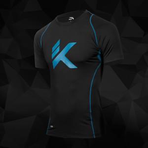 ANTA KT Short Sleeve Compression T-Shirt
