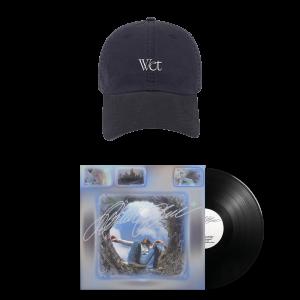 Hat and Signed LP Bundle