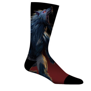 Killer Instinct Sabrewulf Sublimated Socks