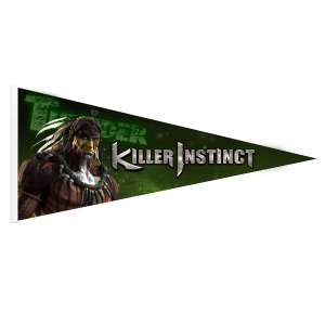 Killer Instinct Thunder Pennant