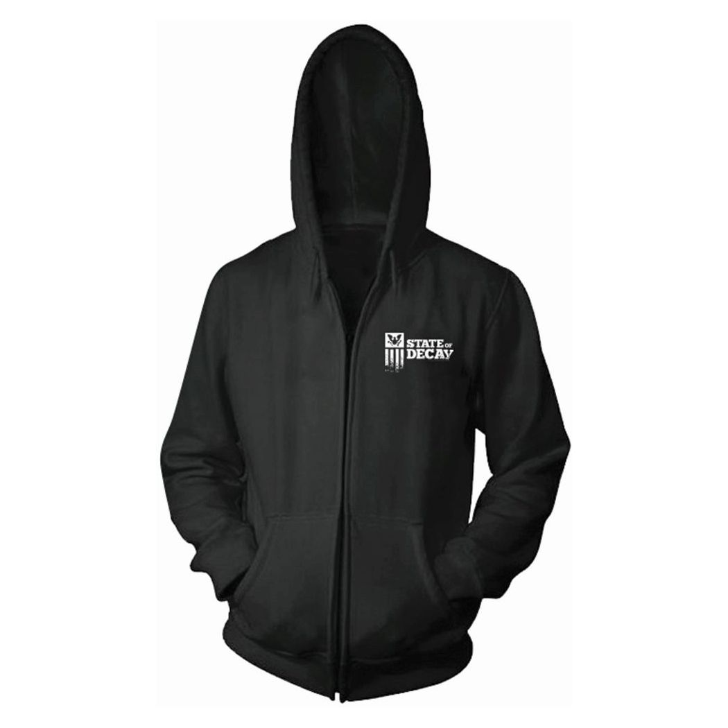 State of Decay Logo Zip-Up Unisex Hoodie