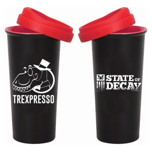 State of Decay Trexpresso Beverage Tumbler