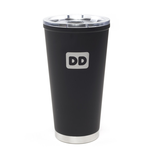 03a1b0ff9dd Stainless Tumbler 20 oz Black | Shop the Dunkin Donuts Official Store