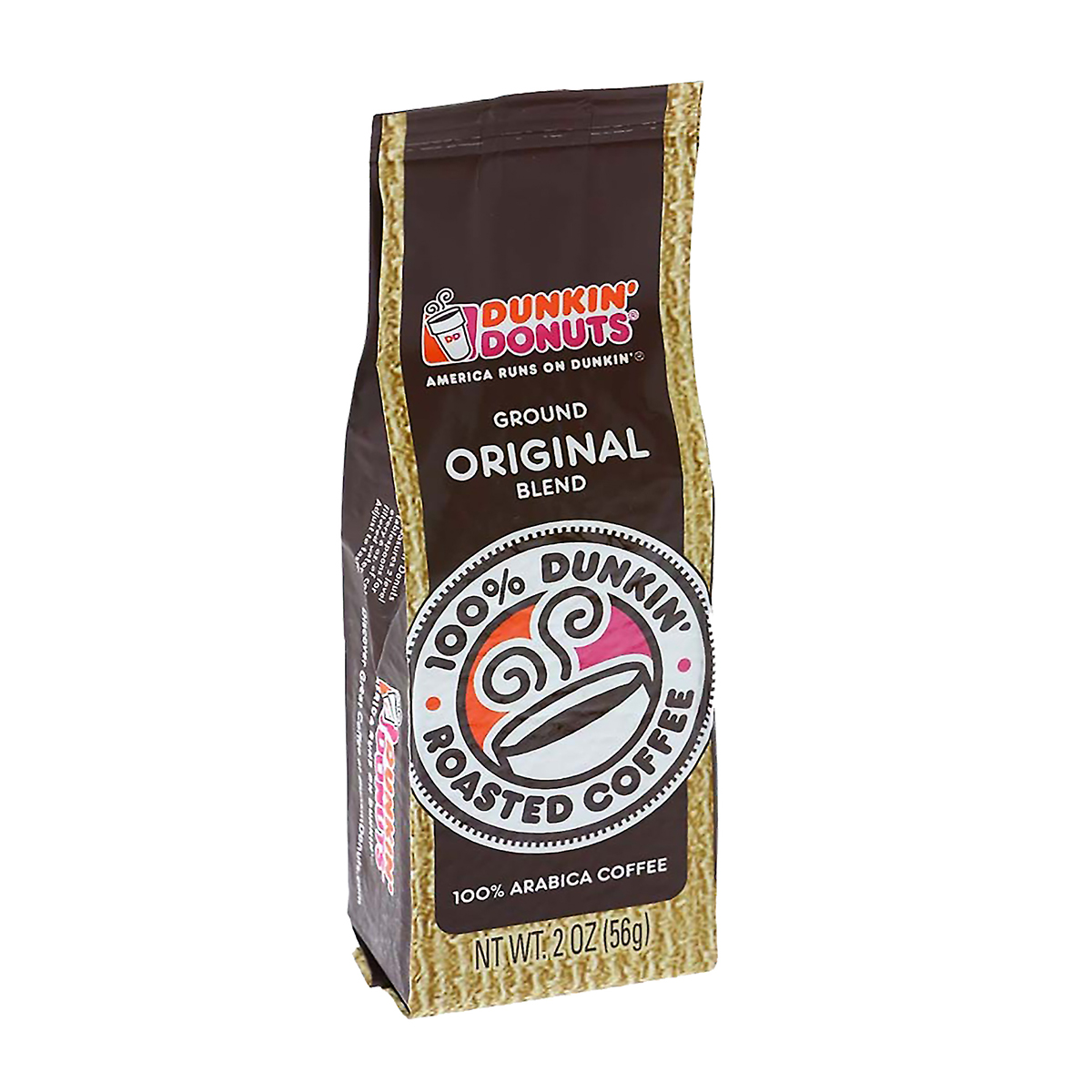 Original Blend 2oz. Mini-Brick Coffee | Shop the Dunkin Donuts ...