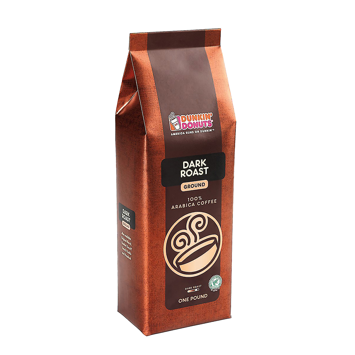 Dark Roast Ground Coffee, 1 lb.