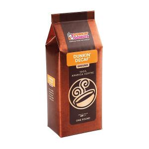 Dunkin' Decaf™ Ground Coffee, 1 lb.