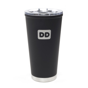 Stainless Tumbler 20 oz Black