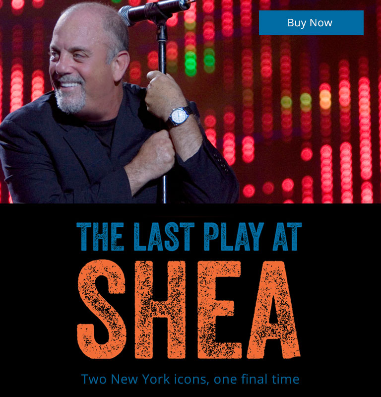 Last Play At Shea Documentary Video