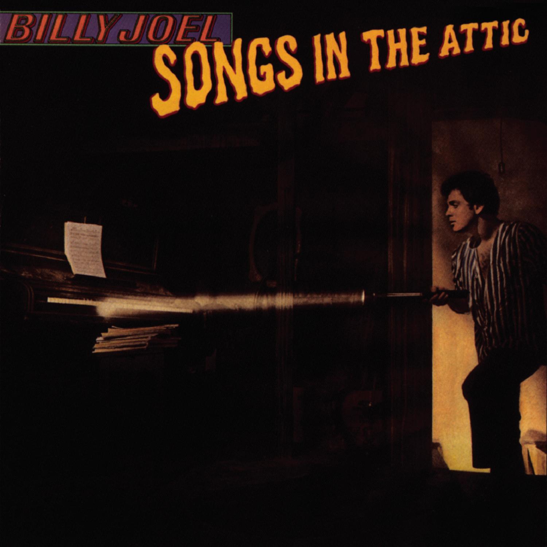 BILLY JOEL - Songs In The Attic CD