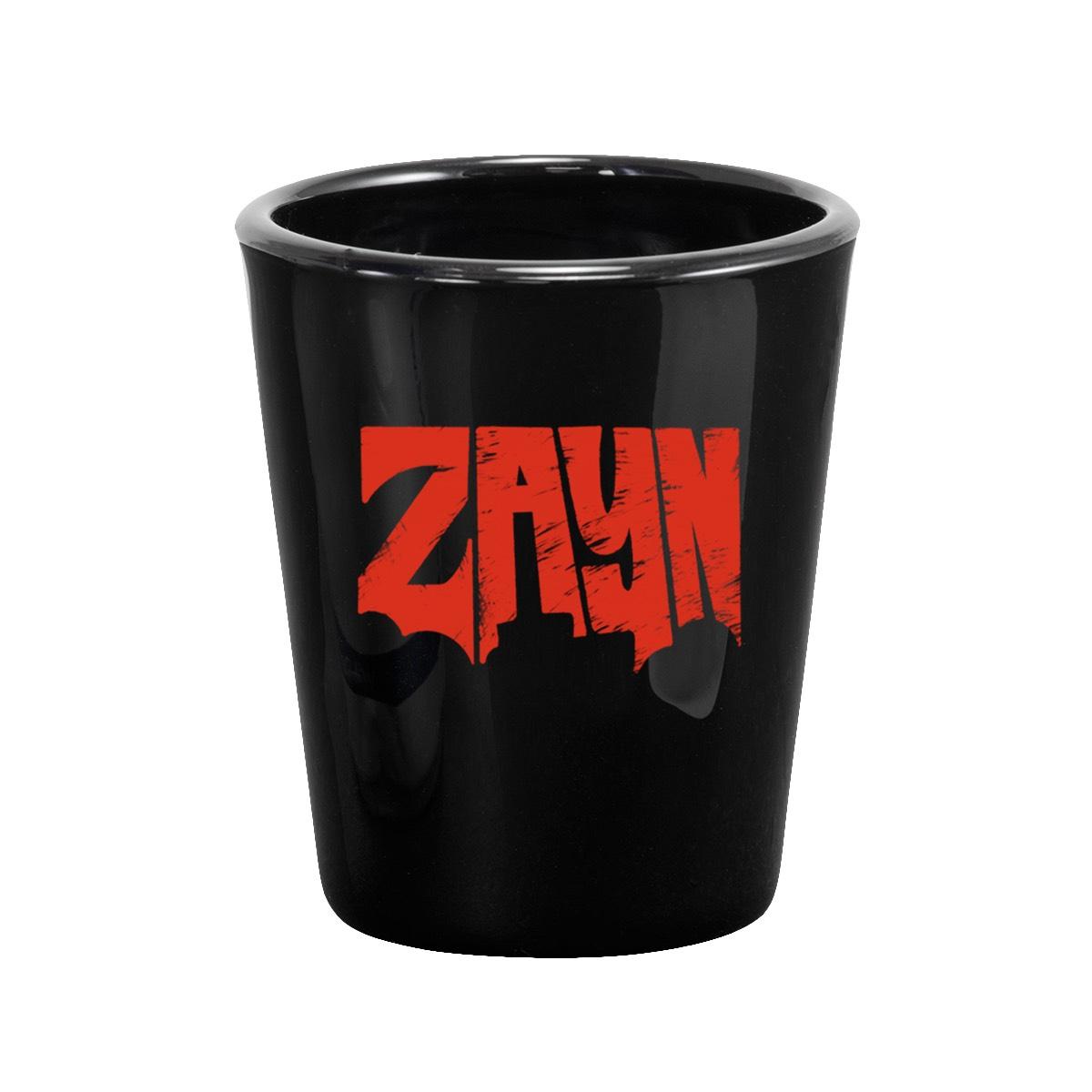 ZAYN Logo Shot Glass