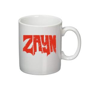 ZAYN Logo White Mug