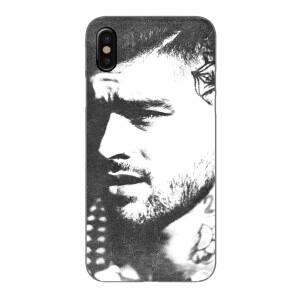 ZAYN Face Black & White Phone Case
