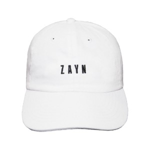 Embroidered White Dad Hat