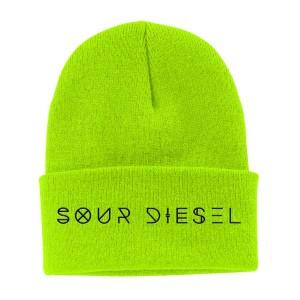 Sour Diesel Beanie