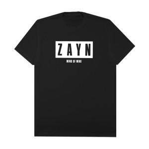 Mind Of Mine Black Tee