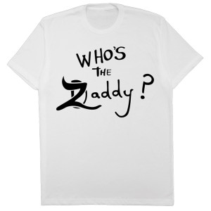 Zaddy Limited Edition Illustrated Tee