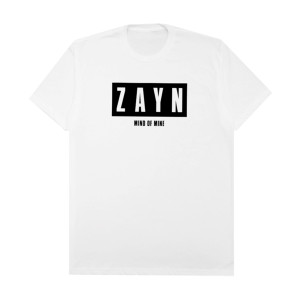 Mind Of Mine White Tee