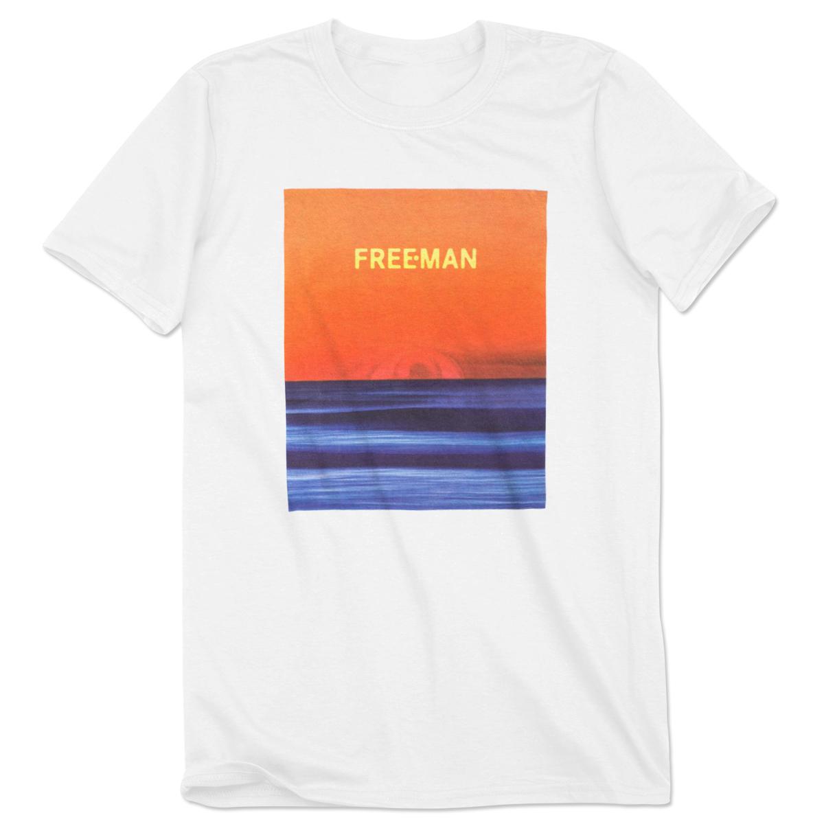 Freeman Album Cover T