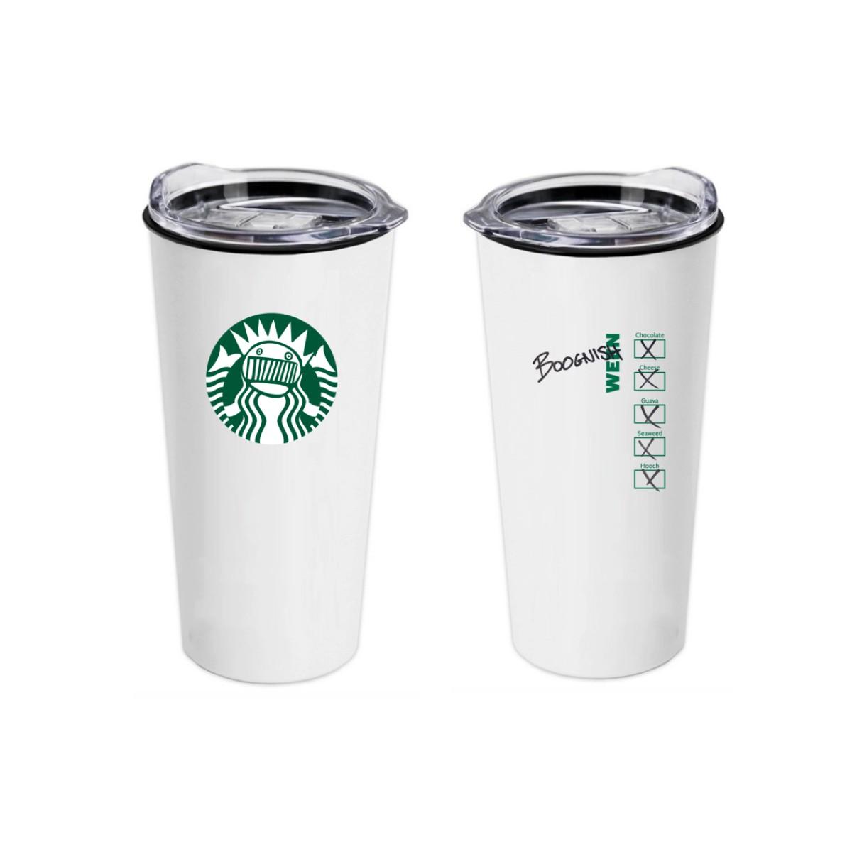 Boognish Coffee Tumbler