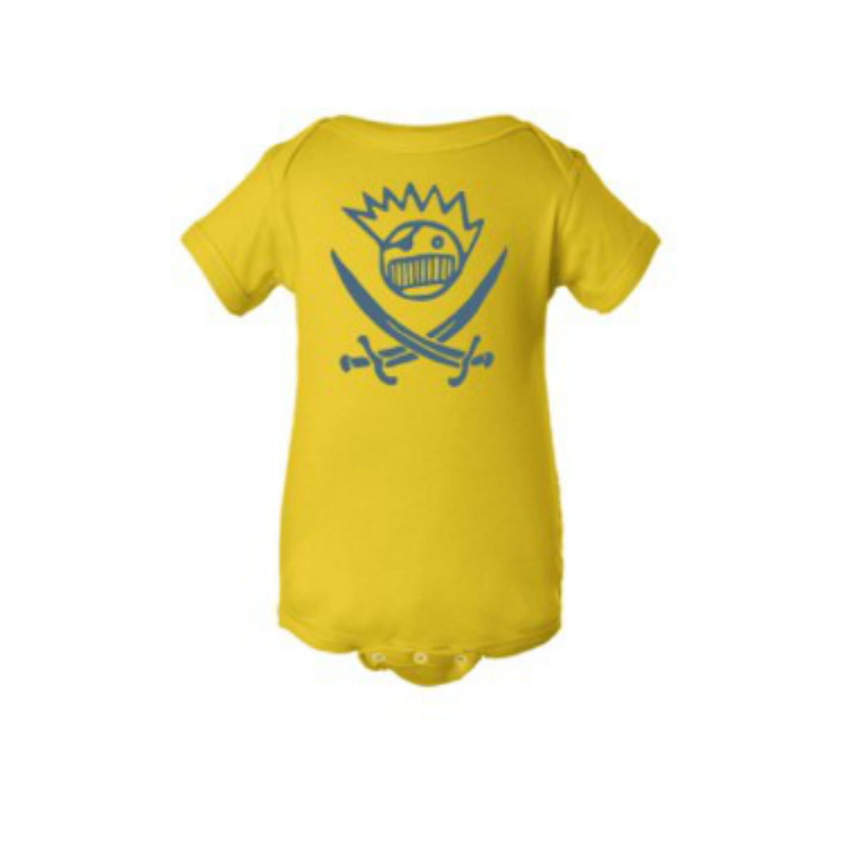Boognish Pirate Onesie