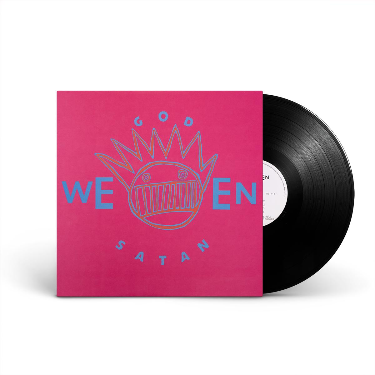 GodWeenSatan Black Vinyl LP