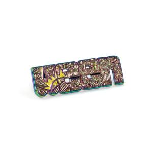 Ween Rainbow Pins