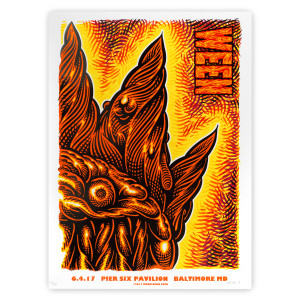 Baltimore, MD Event Poster - 6/4/17