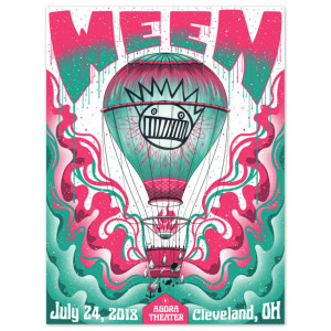 Cleveland, OH Event Poster - 7/24/18