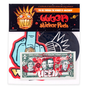 Ween Sticker Pack