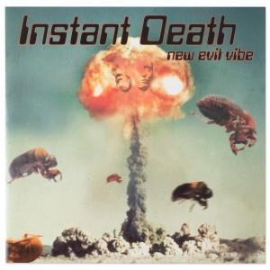 Instant Death - New Evil Vibe CD