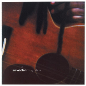 Amandla - Falling Alone CD