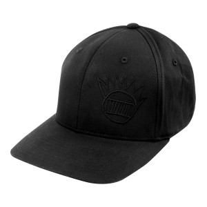 Boognish Black on Black Flexfit Hat