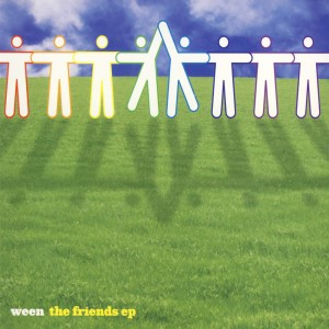 The Friends EP CD