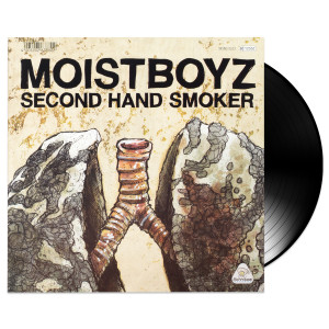 MOISTBOYZ second Hand Smoker 7in