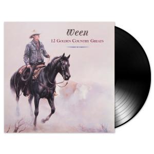 12 Golden Country Greats Black Vinyl LP