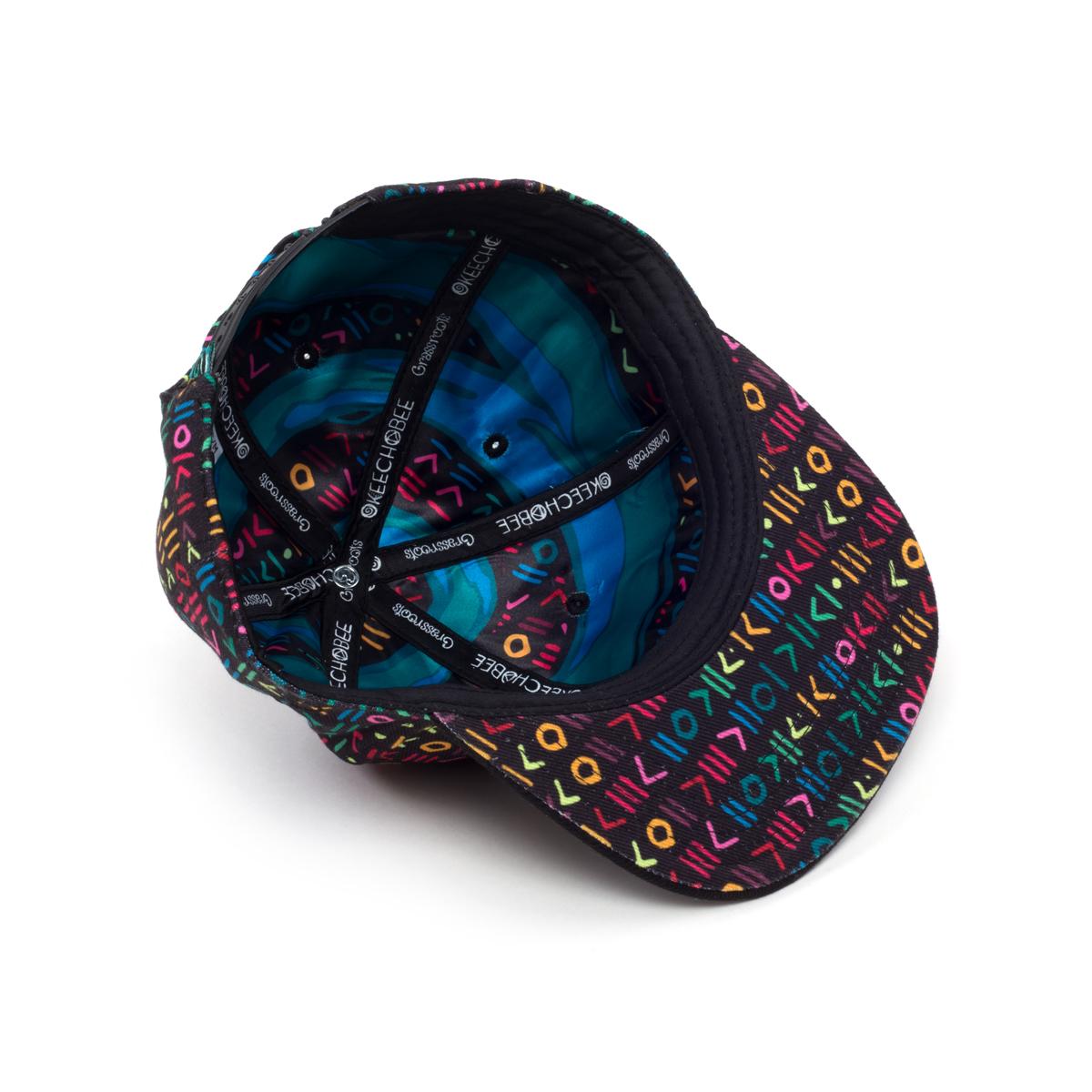 Grassroots Hat - Black Bill