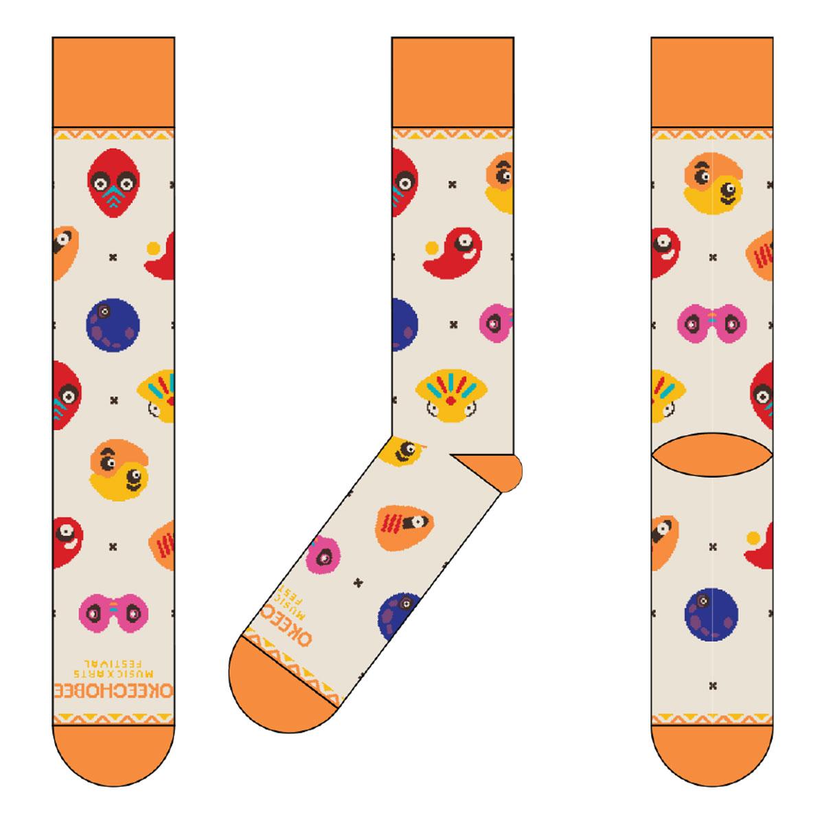 Socks - Cream