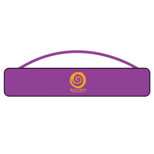 Be Here Now Yoga Mat